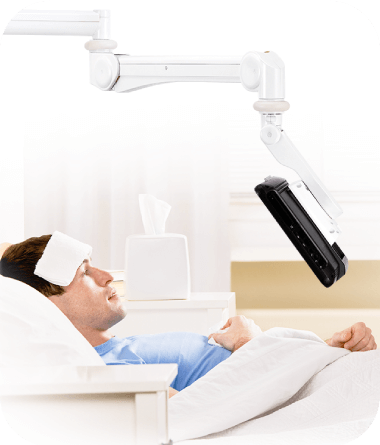 Ultra Slim Medical Wall Mount